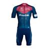 ProniCycling Completo Estivo Amaranto/Blu