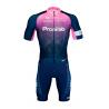 ProniCycling Completo Estivo Rosa/Blu