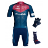 ProniCycling Pack Race Blu/Amaranto