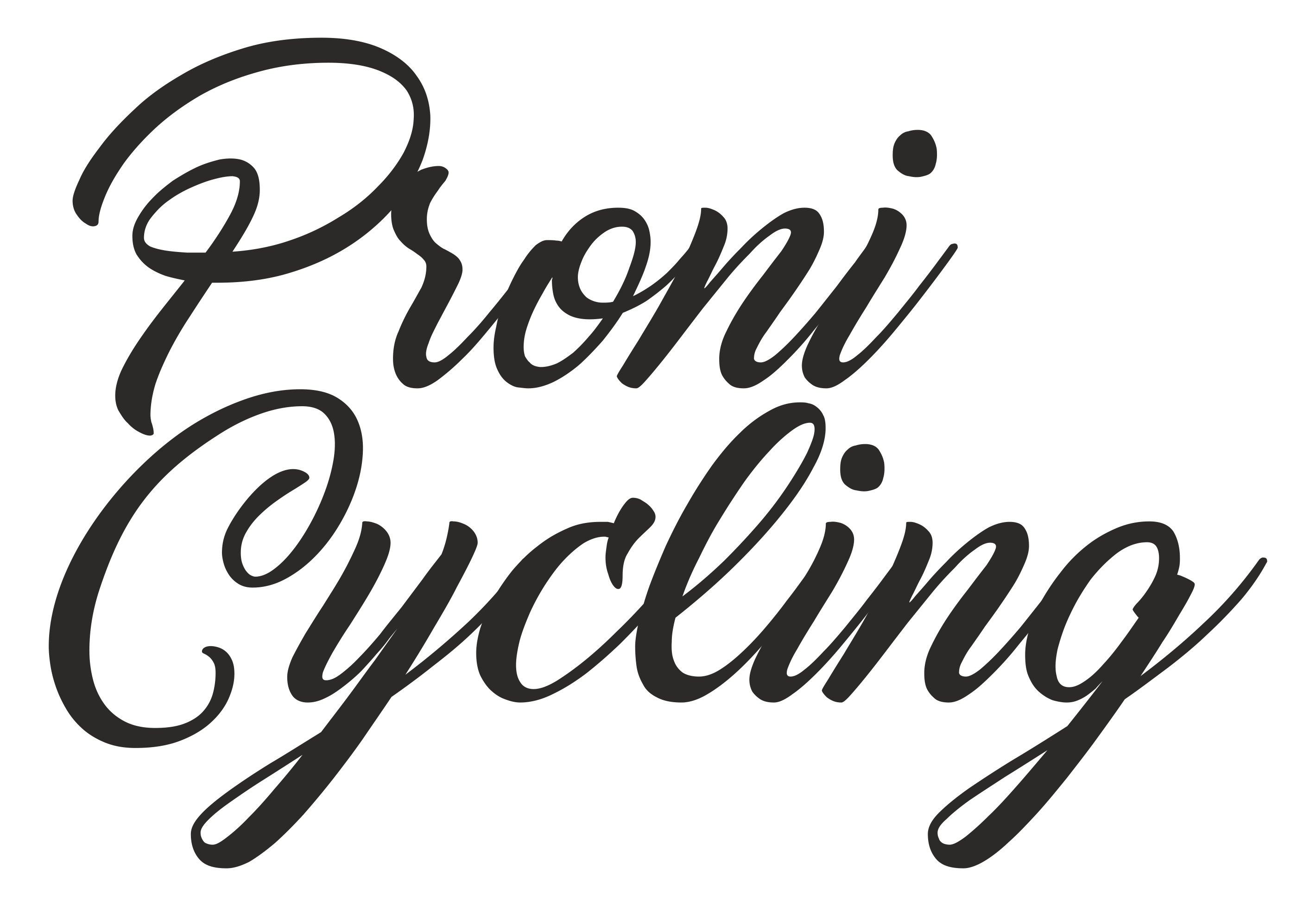 ProniCycling